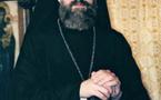 Mgr Innocent espère que la nomination d'A. Avdeev comme ministre de la culture renforcera les liens entre la France et la Russie