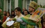 Fête patronale du monastère Sainte-Trinité de Dompierre
